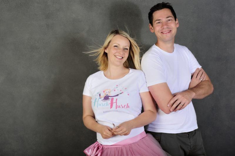 Katja Dobersek und Ehemann Boschtjan Doberšek